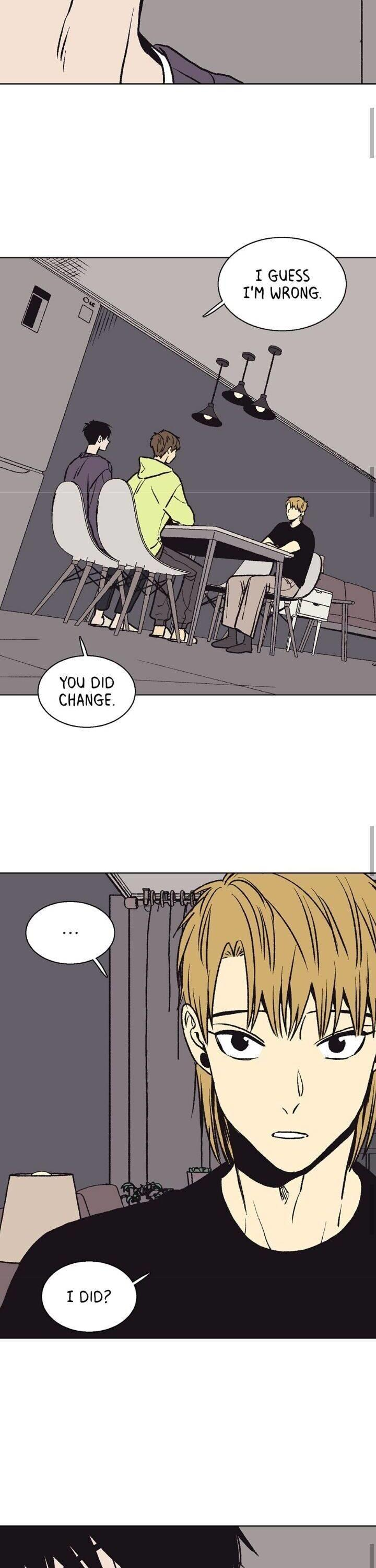 The Spooky Love Tale Of Gongchan Seol Chapter 51 page 12 - Mangakakalots.com