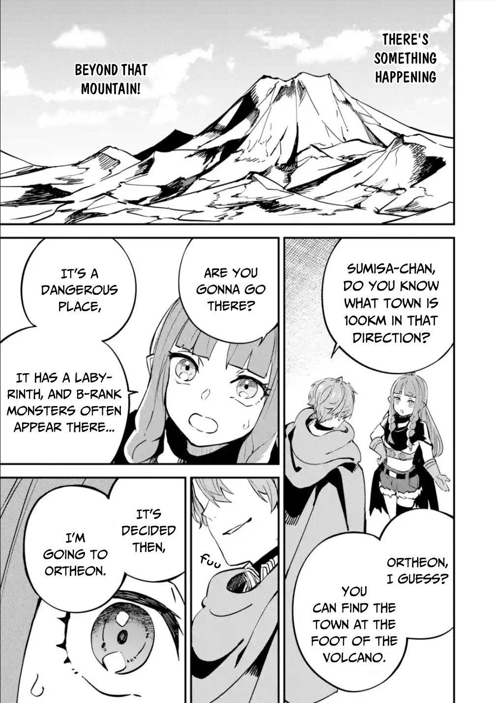 Isekai Cheat Magic Swordsman Chapter 12 page 20 - Mangakakalots.com