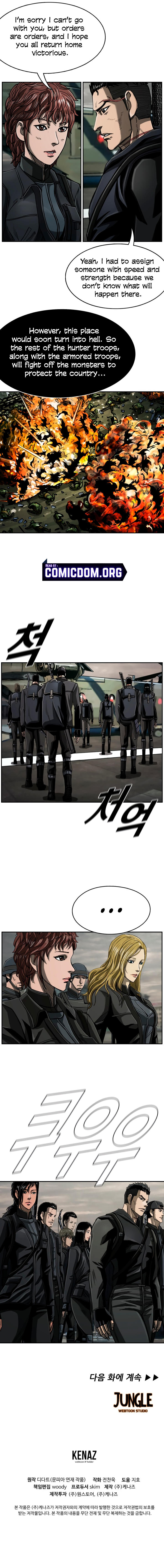 The First Hunter Chapter 74 page 13 - Mangakakalots.com
