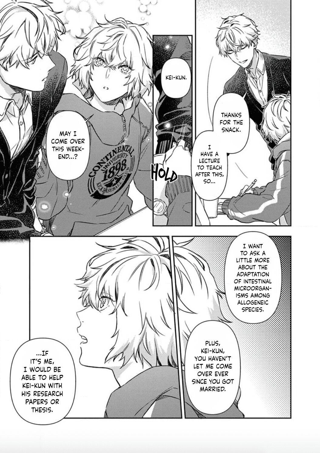 Shojo Kon ~Kohinata Fuufu Wa Shite Mitai~ Chapter 7 page 26 - Mangakakalots.com