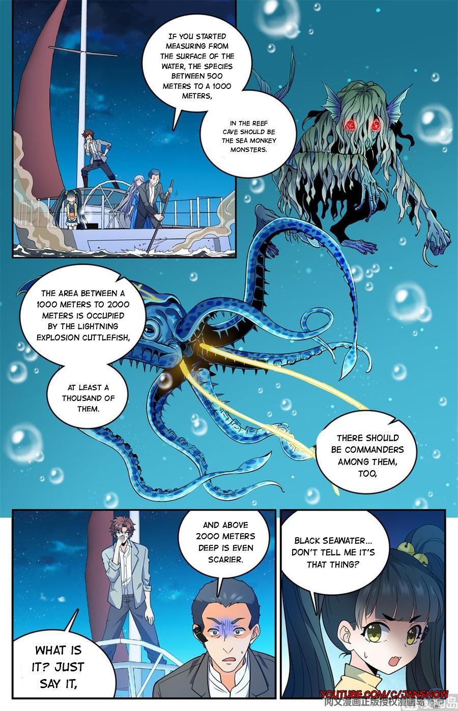 Versatile Mage Chapter 648 page 7 - Mangakakalots.com