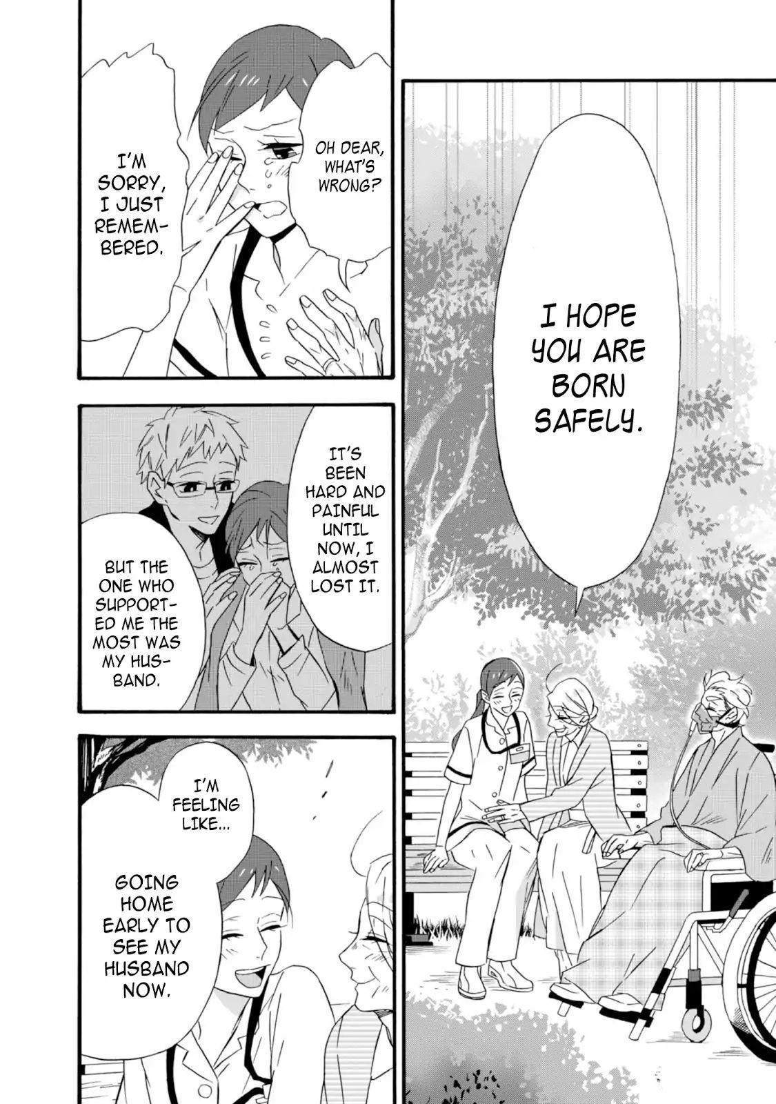 Will You Marry Me Again If You Are Reborn? Vol.2 Chapter 9: When I'm With You page 26 - Mangakakalots.com