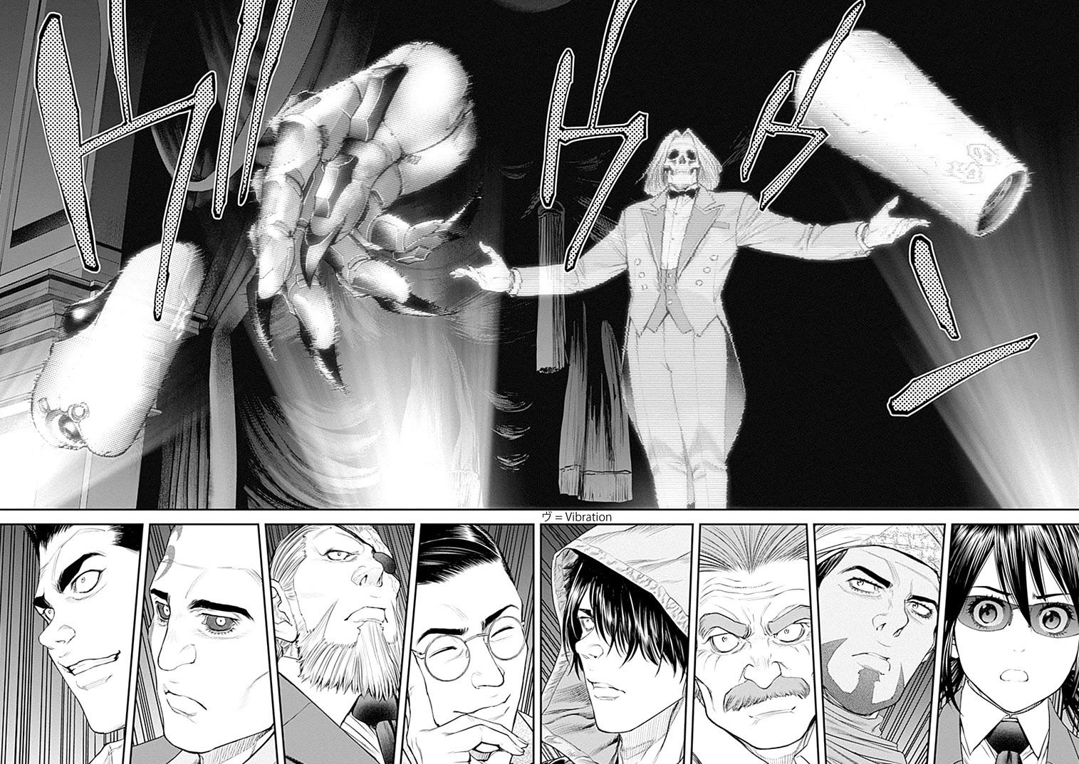 Ex-Arm Chapter 37: Monster's Jail page 19 - Mangakakalots.com