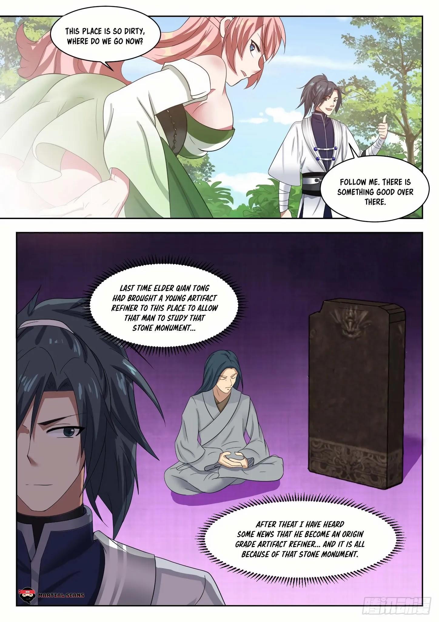 Martial Peak Chapter 1322: Pure Life Revitalizing Jade Cream page 11 - Mangakakalots.com