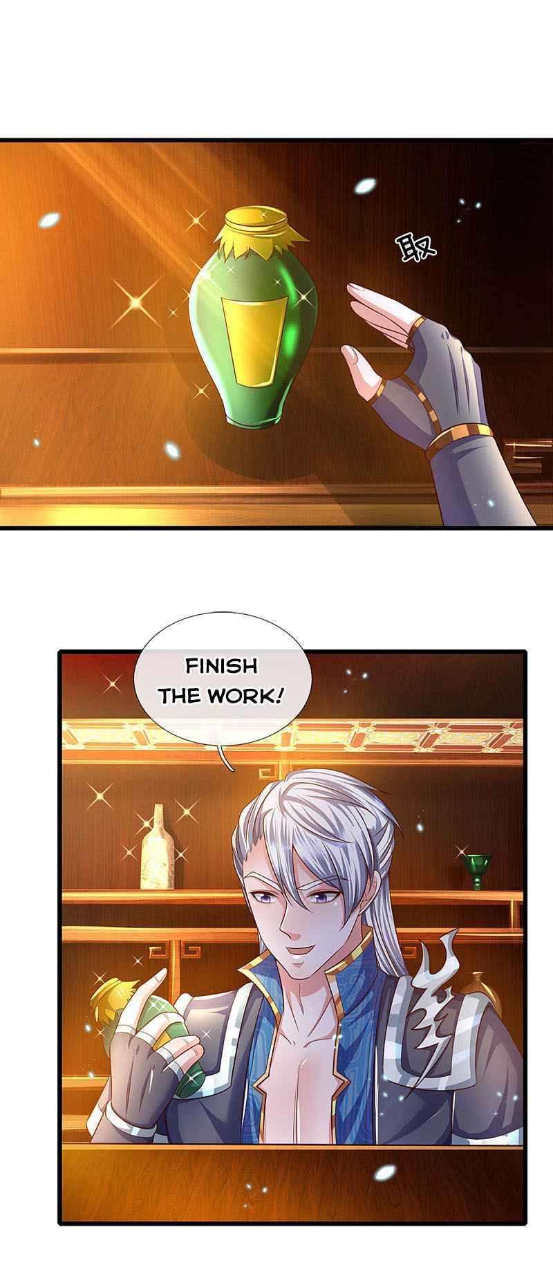 Shura Sword Sovereign Chapter 161 page 3 - Mangakakalots.com