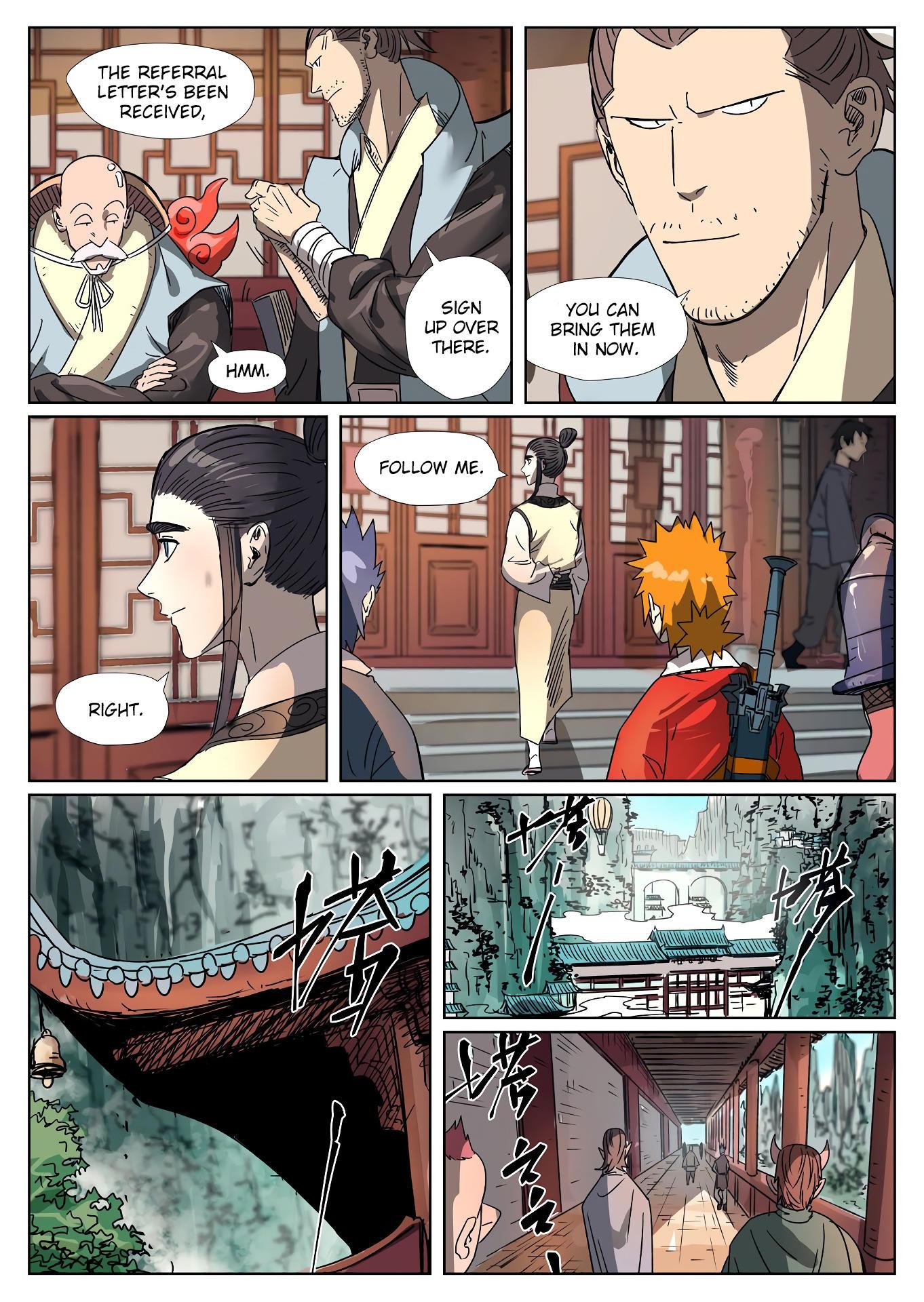 Tales Of Demons And Gods Chapter 297.5 page 3 - Mangakakalots.com
