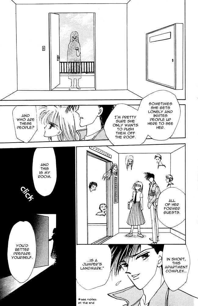 Shi To Kanojo To Boku Vol.1 Chapter 3 : I Can See...death page 17 - Mangakakalots.com