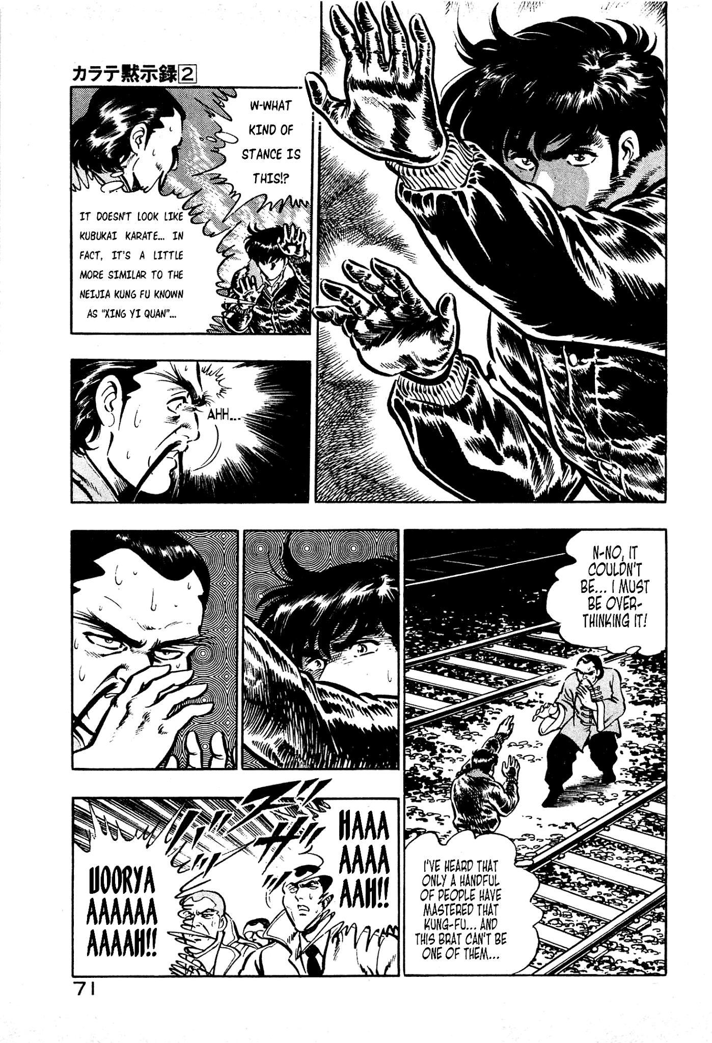 Karate Apocalypse Chapter 8: Secret Fist page 26 - Mangakakalots.com