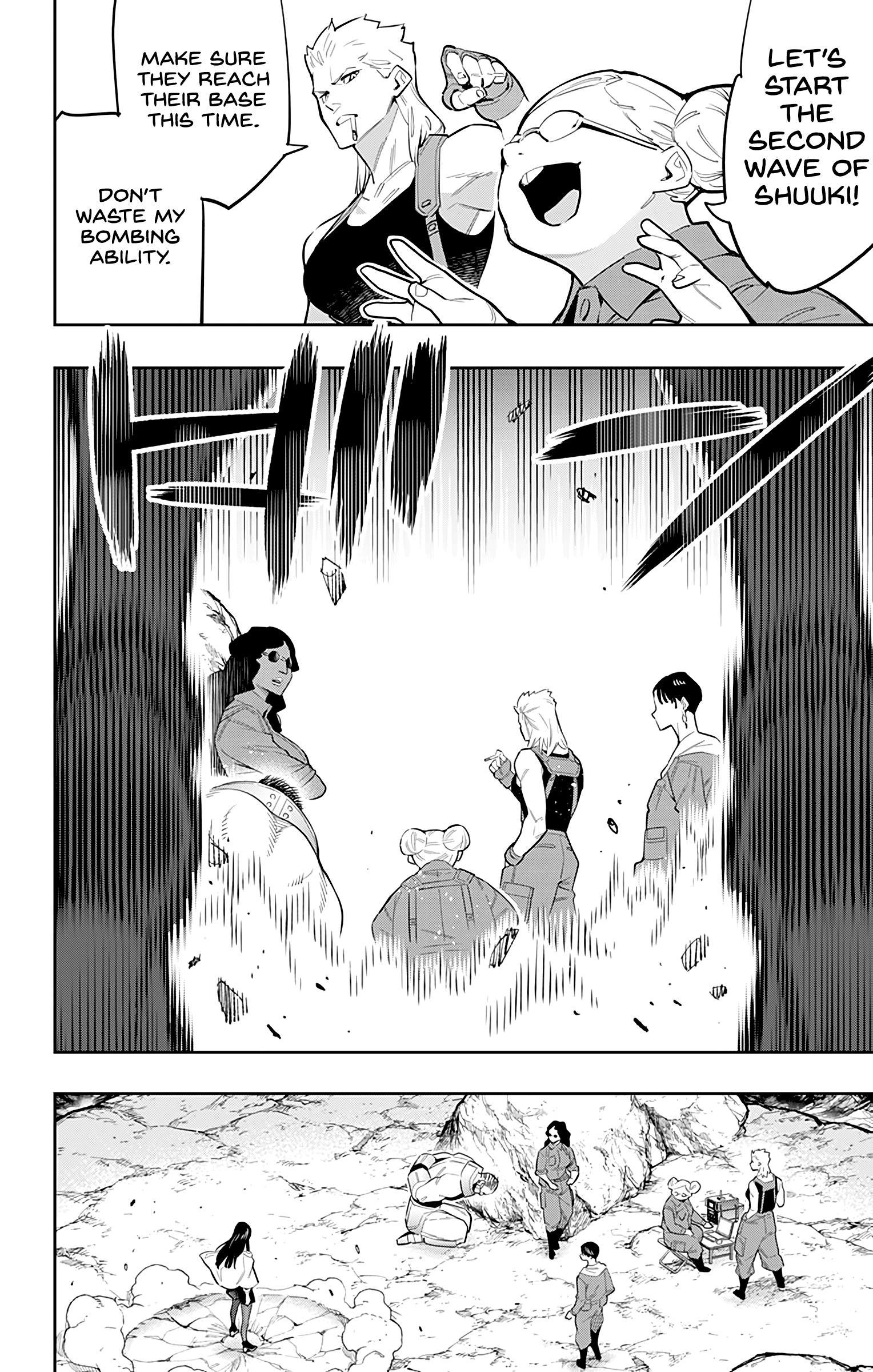 Mato Seihei No Slave Chapter 48: The Commander's Battle page 6 - Mangakakalots.com