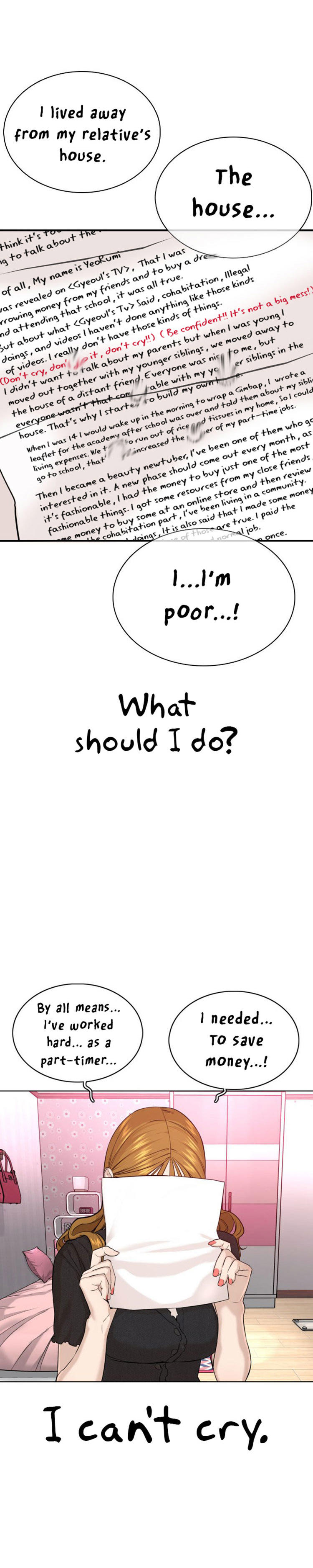 How To Fight Chapter 38: I'Ve Been Touched With Filthy Hands! page 38 - Mangakakalots.com