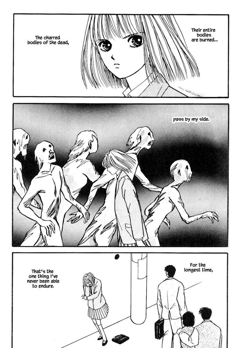 Shi To Kanojo To Boku Chapter 13.1 page 4 - Mangakakalots.com