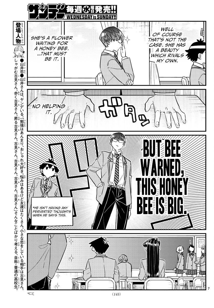 Komi-San Wa Komyushou Desu Vol.8 Chapter 102 : A Narcissist page 7 - Mangakakalot
