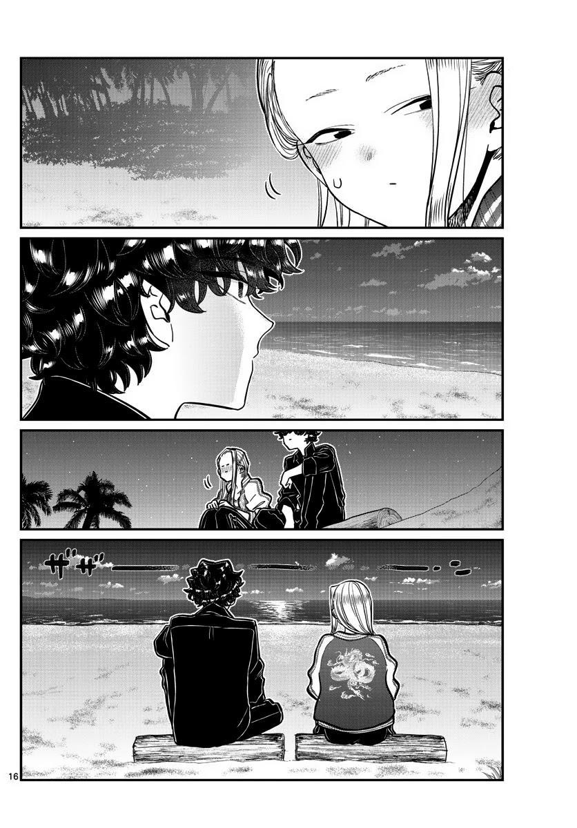 Komi-San Wa Komyushou Desu Chapter 297 page 16 - Mangakakalot