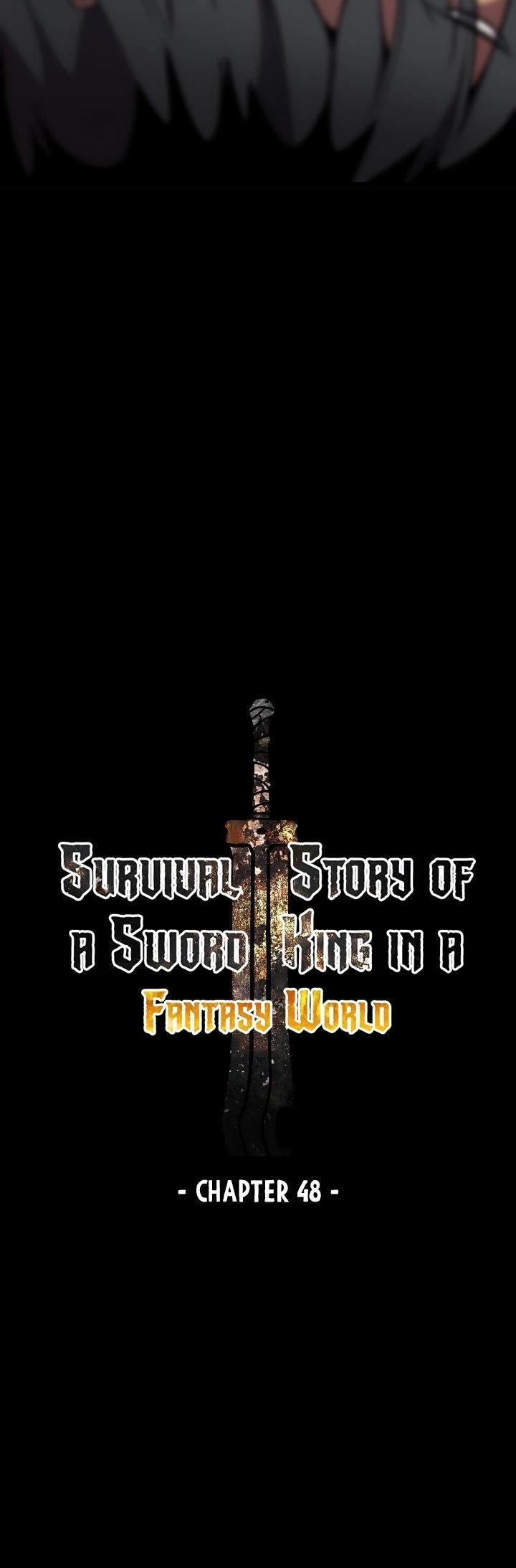 Survival Story Of A Sword King In A Fantasy World Chapter 48 page 16 - Mangakakalots.com