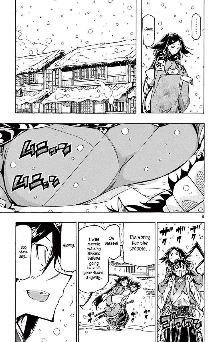 Joujuu Senjin!! Mushibugyo Vol.25 Chapter 242: Setoff (Final Part) page 4 - Mangakakalots.com
