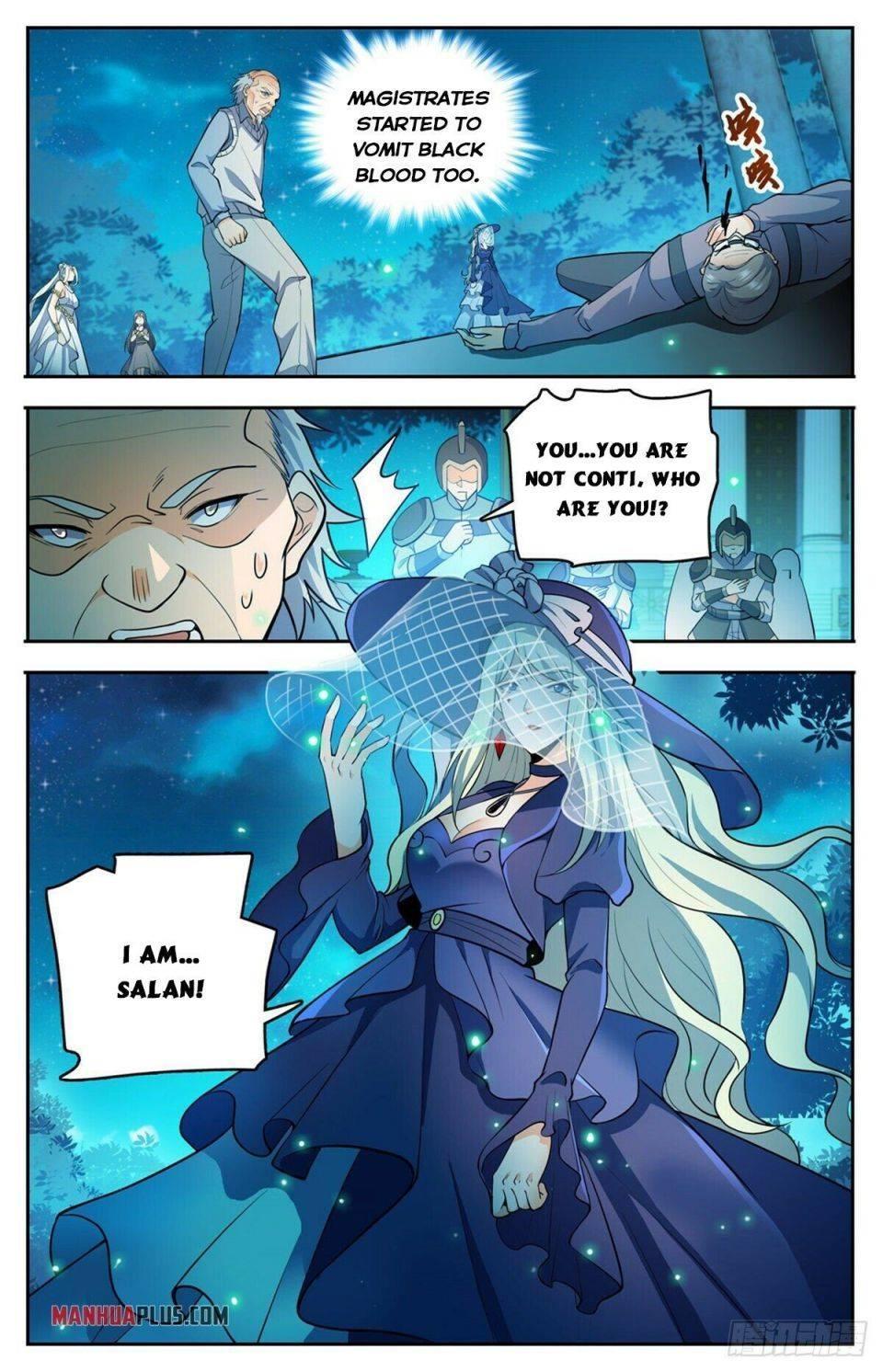 Versatile Mage Chapter 754 page 10 - Mangakakalot