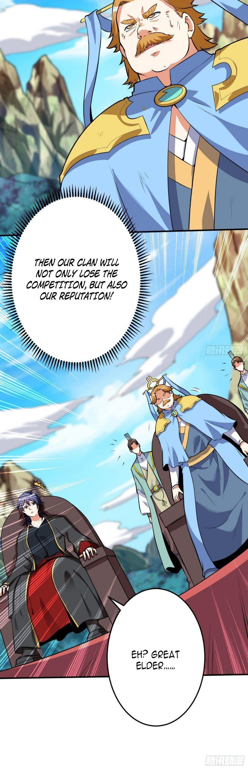 Divine Emperor Chapter 35 page 6 - Mangakakalots.com