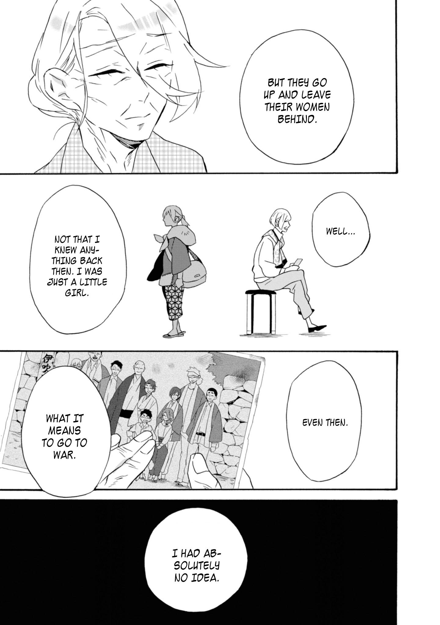 Will You Marry Me Again If You Are Reborn? Vol.3 Chapter 17: The Meaning Of Purple Anemone page 12 - Mangakakalots.com