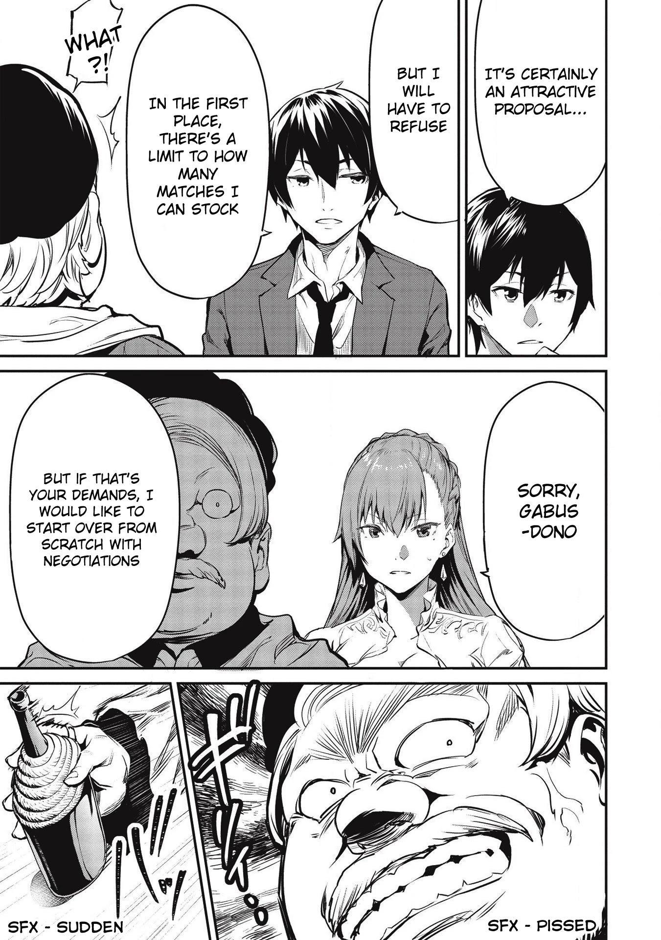 Itsudemo Jitaku Ni Kaerareru Ore Wa, Isekai De Gyoushounin O Hajimemashita Chapter 15 page 18 - Mangakakalots.com