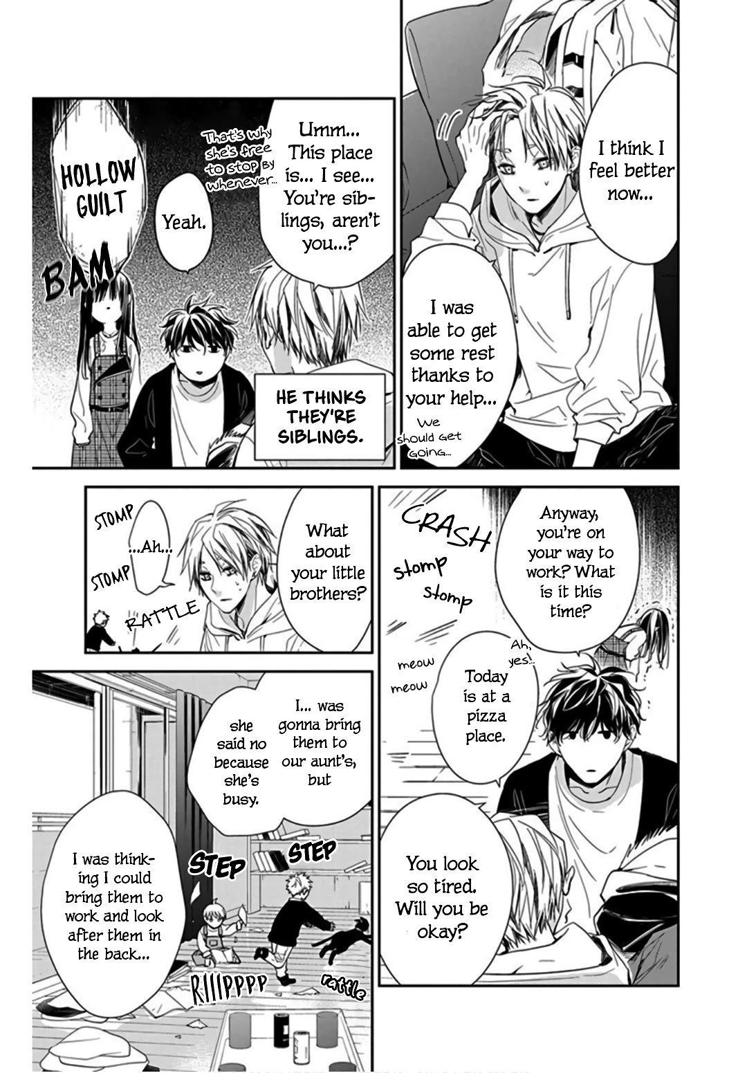 Tsuiraku Jk To Haijin Kyoushi Chapter 36 page 7 - Mangakakalots.com