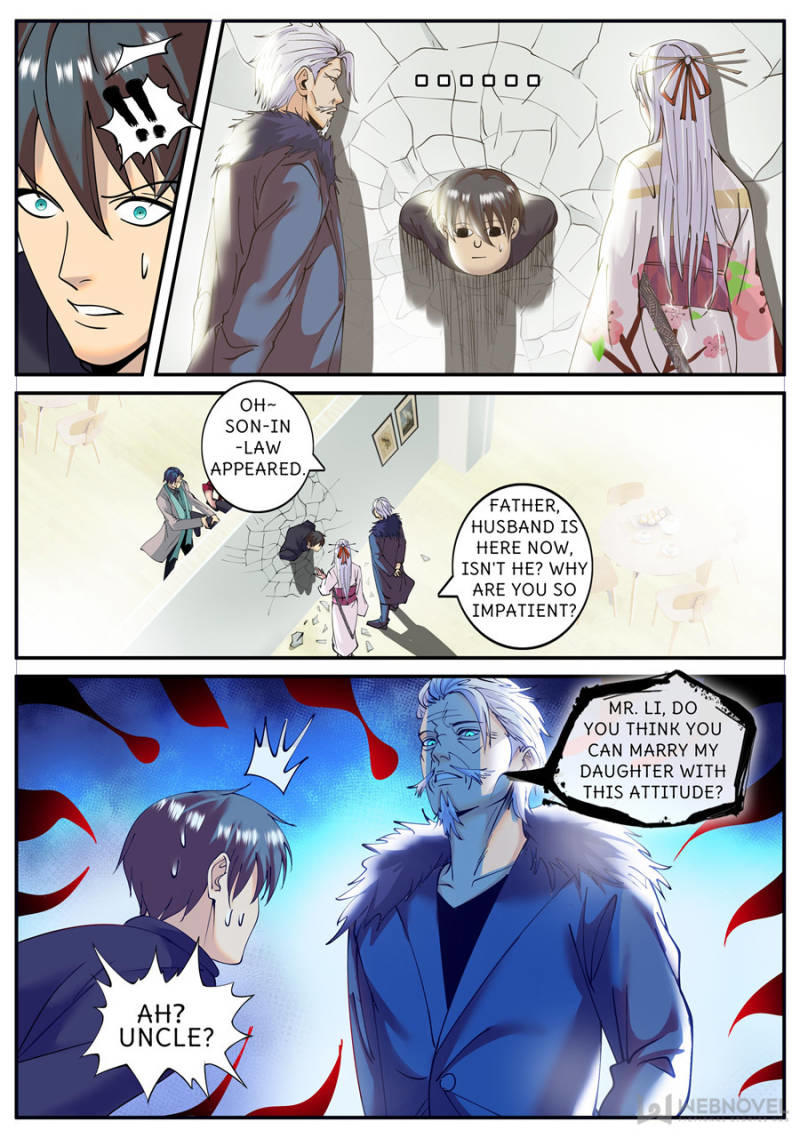 The Superb Captain In The City Chapter 206 page 2 - Mangakakalots.com
