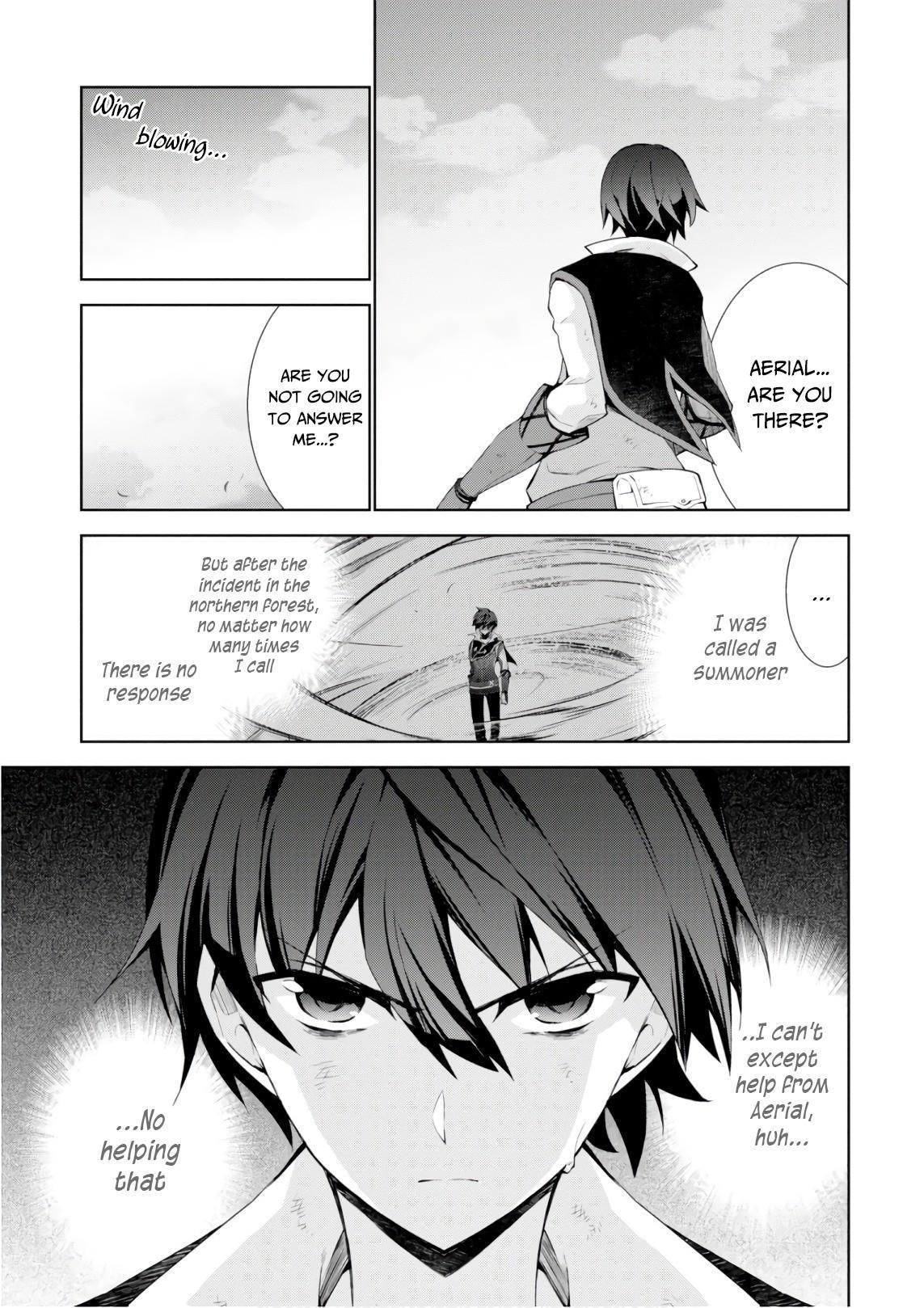Isekai Cheat Magician Chapter 28 page 15 - Mangakakalots.com