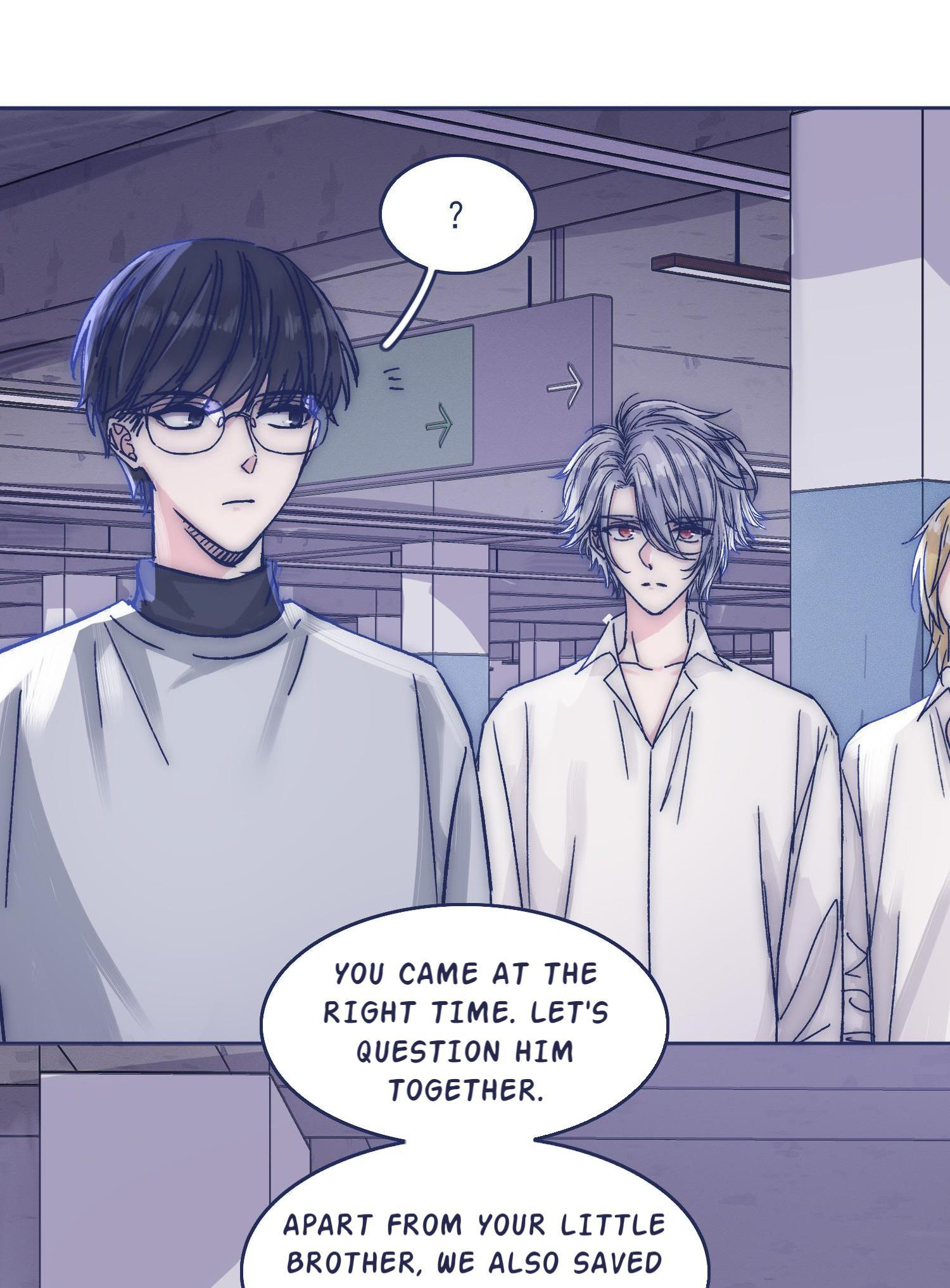 Offering My Neck To You Chapter 21: Can't Keep Calm Of Anything That Implicates Him page 13 - Mangakakalots.com