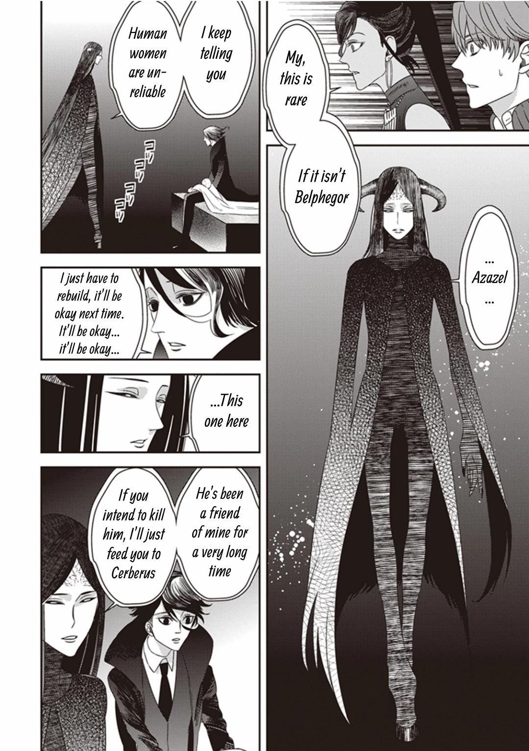 Midnight Occult Civil Servants Chapter 11.2: Demon And Sense Of Loss (Part 4) page 15 - Mangakakalots.com