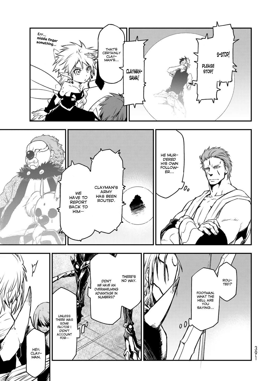 Tensei Shitara Slime Datta Ken Chapter 84 page 7 - Mangakakalots.com
