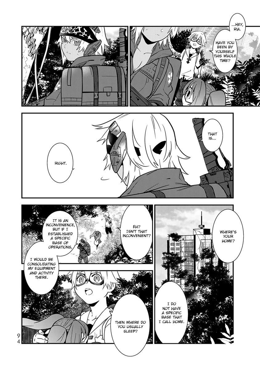 Last Order: Hitori Bocchi No Hyakunen Sensou Chapter 8: Still At War page 20 - Mangakakalots.com