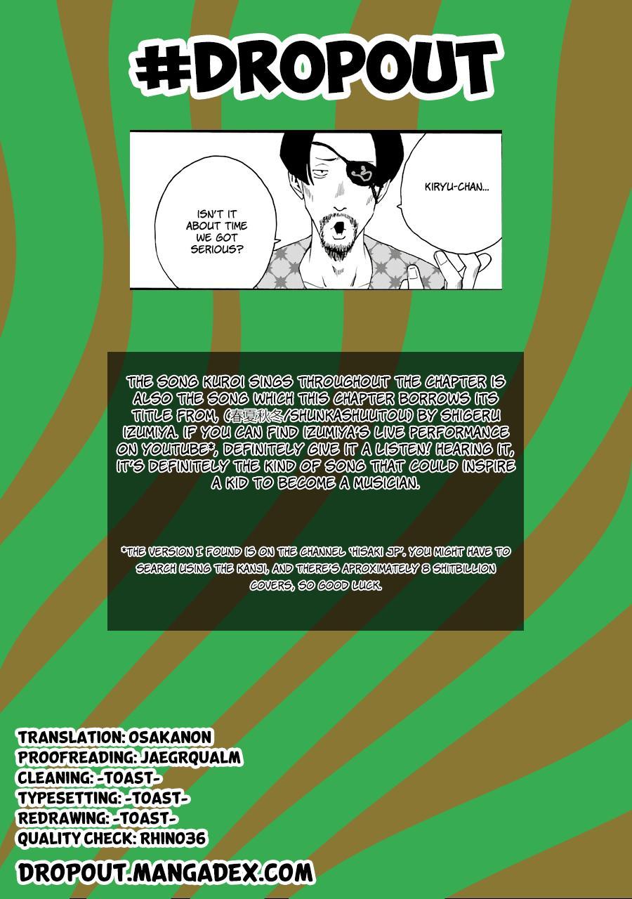 Shiori Experience - Jimi Na Watashi To Hen Na Oji-San Chapter 54: Spring, Summer, Autumn, Winter page 55 - Mangakakalots.com