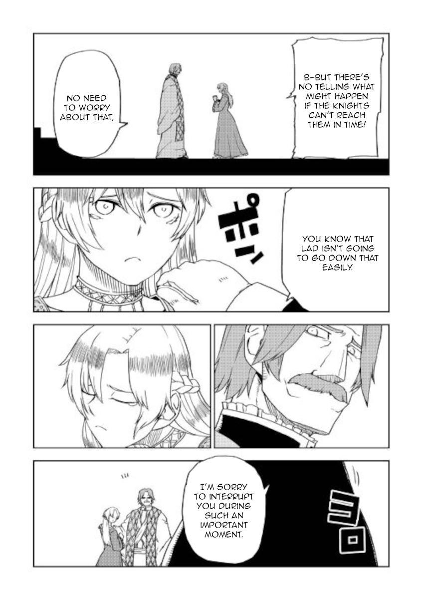 Isekai Tensei Soudouki Chapter 69: Receiving Notice page 6 - Mangakakalot