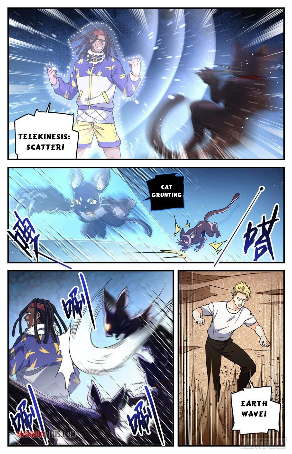 Versatile Mage Chapter 723 page 7 - Mangakakalots.com