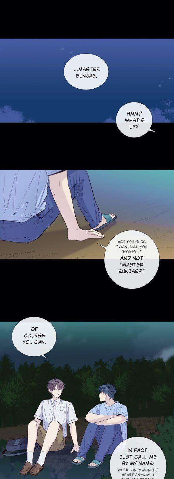 Summer's Guest Chapter 19 page 22 - Mangakakalots.com