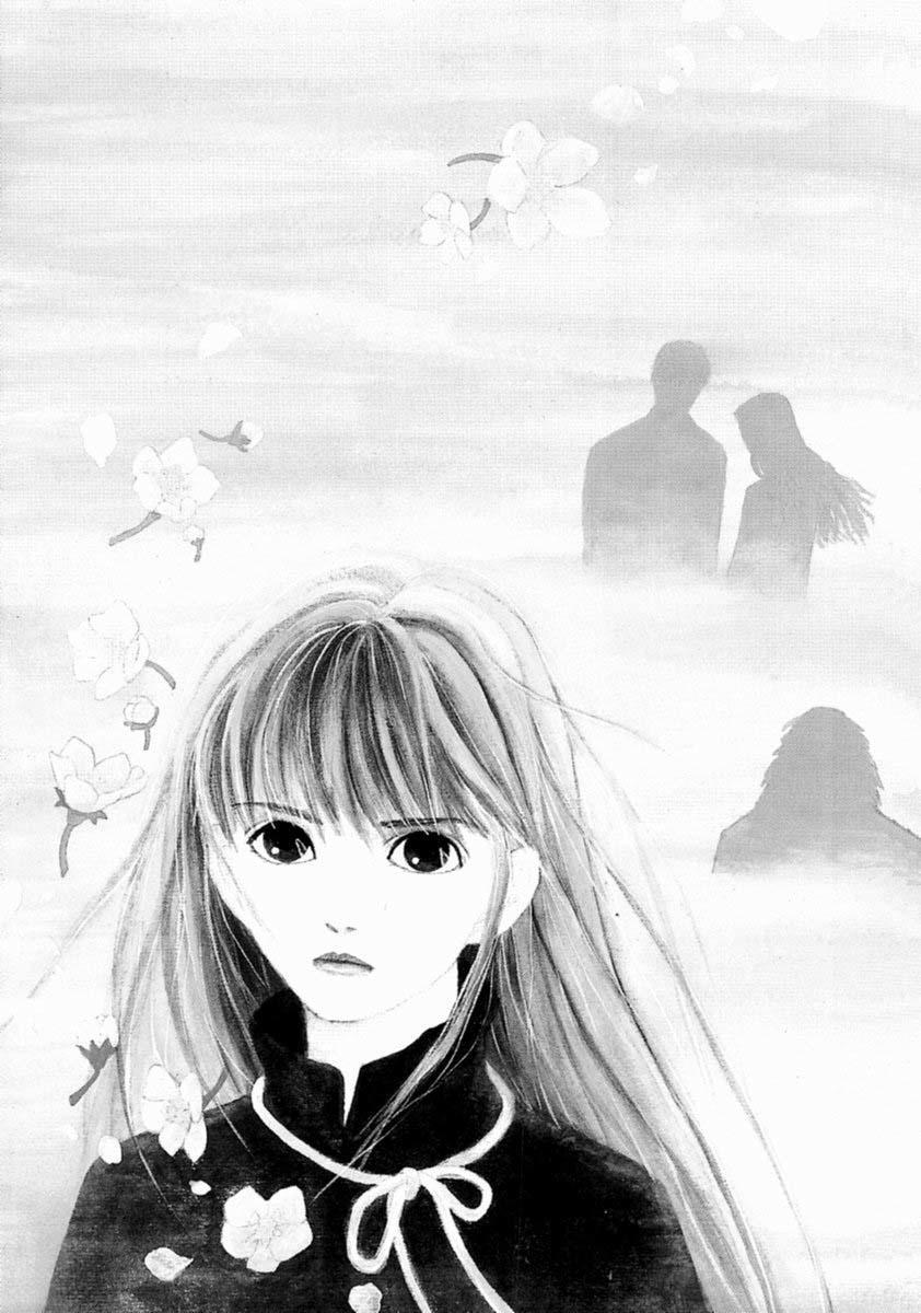 Shi To Kanojo To Boku Chapter 10.1 page 6 - Mangakakalots.com
