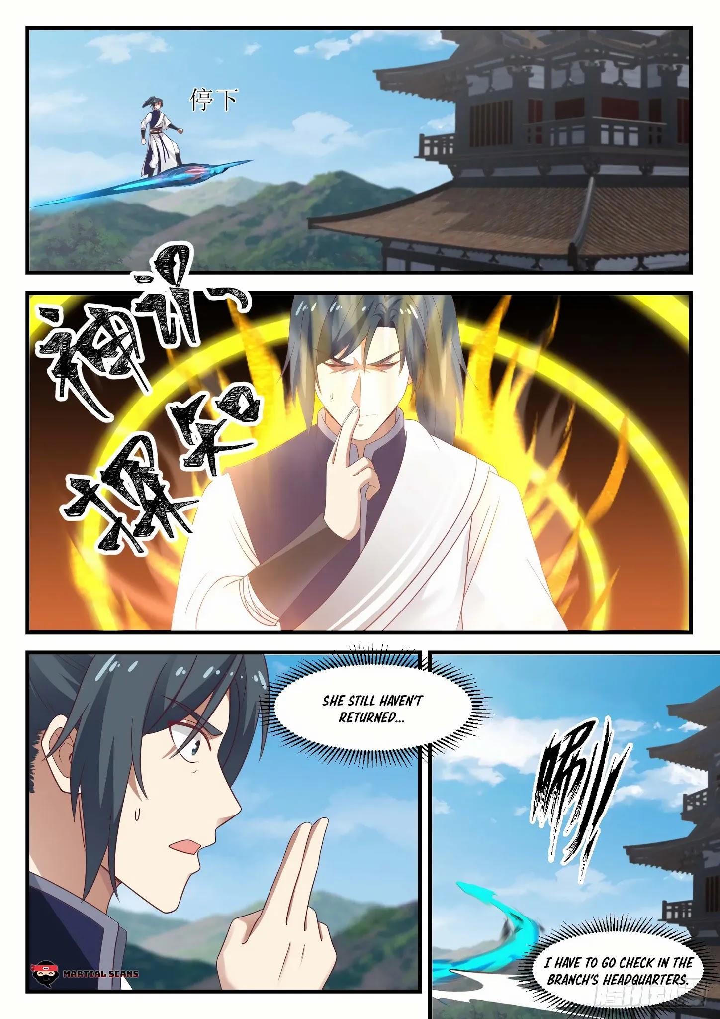 Martial Peak Chapter 933: Life Being Threatened page 12 - Mangakakalots.com