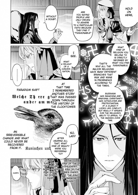 Lord El-Melloi Ii-Sei No Jikenbo Chapter 15 page 38 - Mangakakalots.com