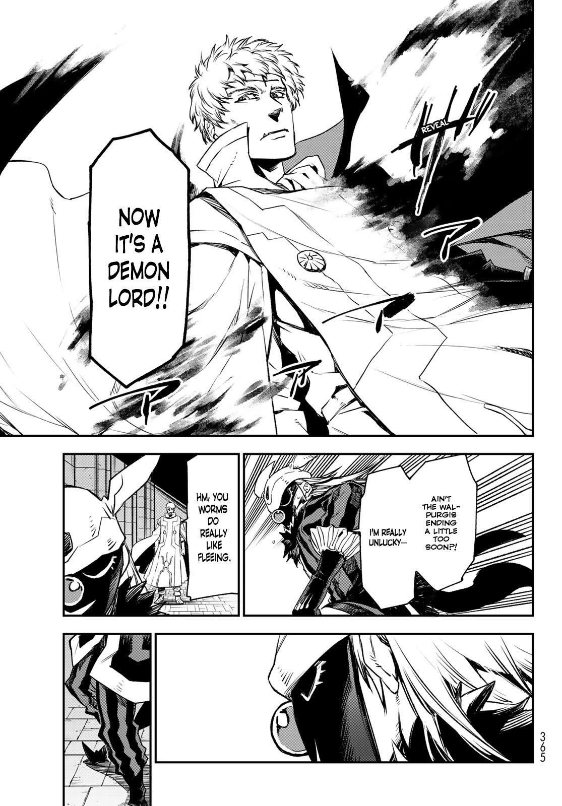 Tensei Shitara Slime Datta Ken Chapter 85 page 37 - Mangakakalots.com
