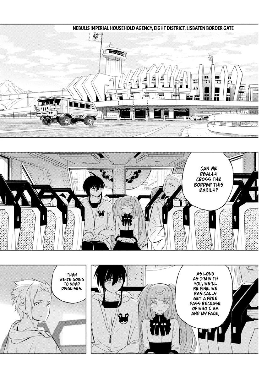 Our War That Ends The World, Or Perhaps The Crusade That Starts It Anew Chapter 35: Countdown To Sisterly War page 3 - Mangakakalots.com