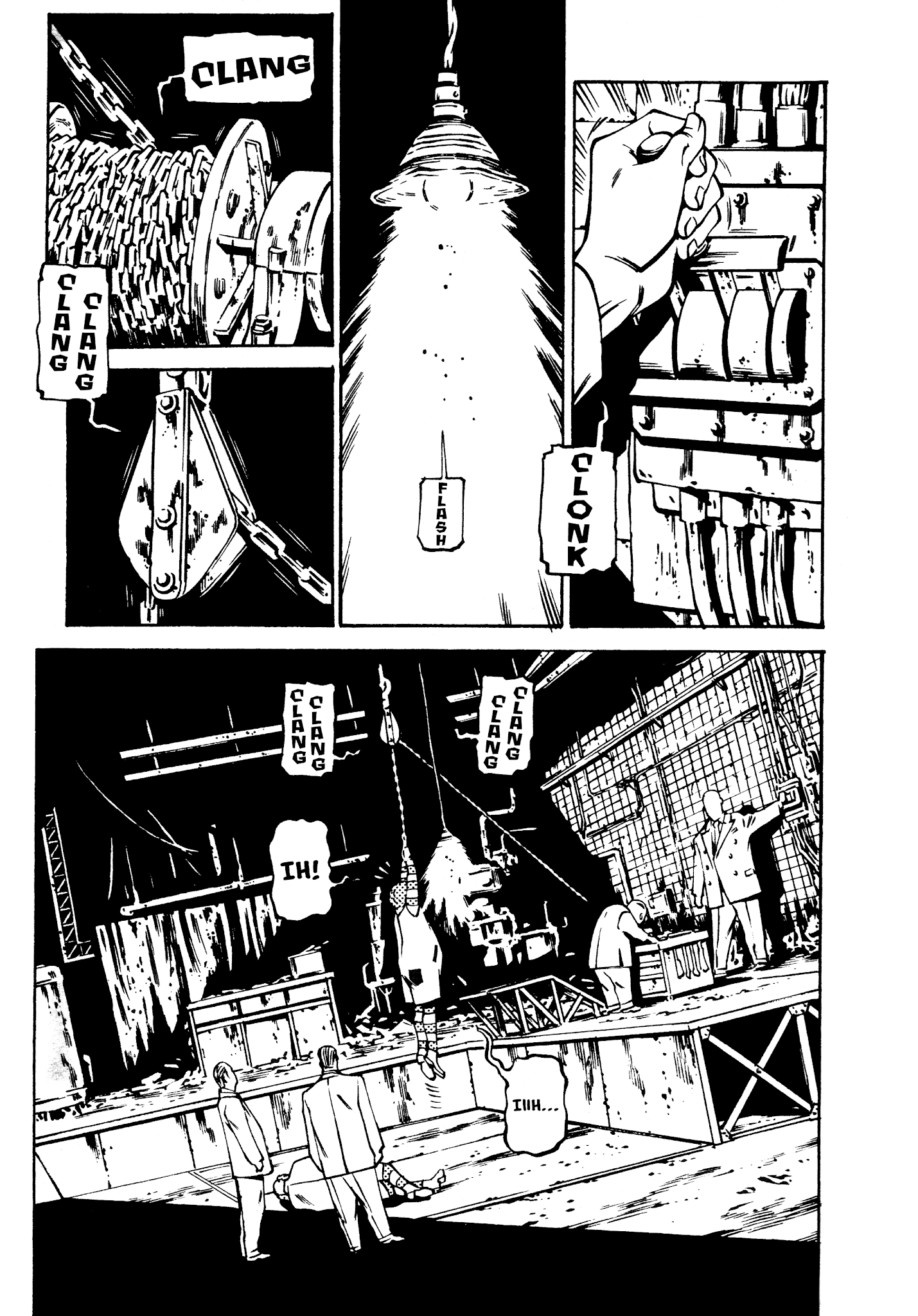 Deathco Chapter 12: The Playground (2) page 1 - Mangakakalots.com