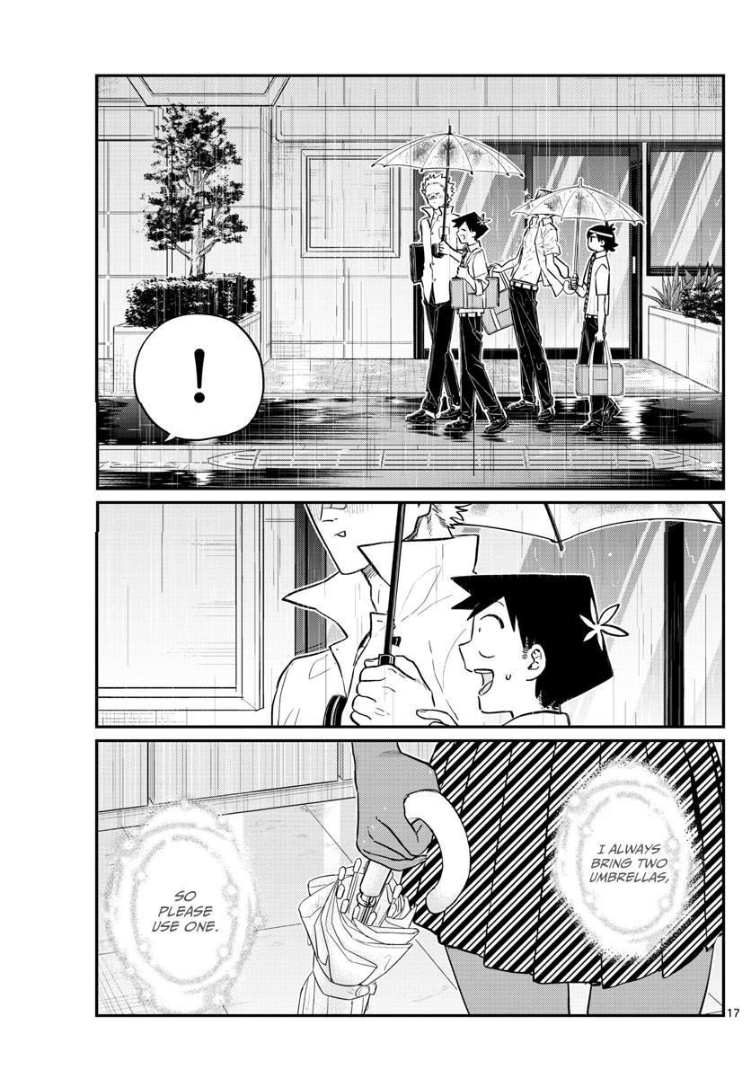 Komi-San Wa Komyushou Desu Vol.11 Chapter 155: Rainy Season 2 page 7 - Mangakakalot