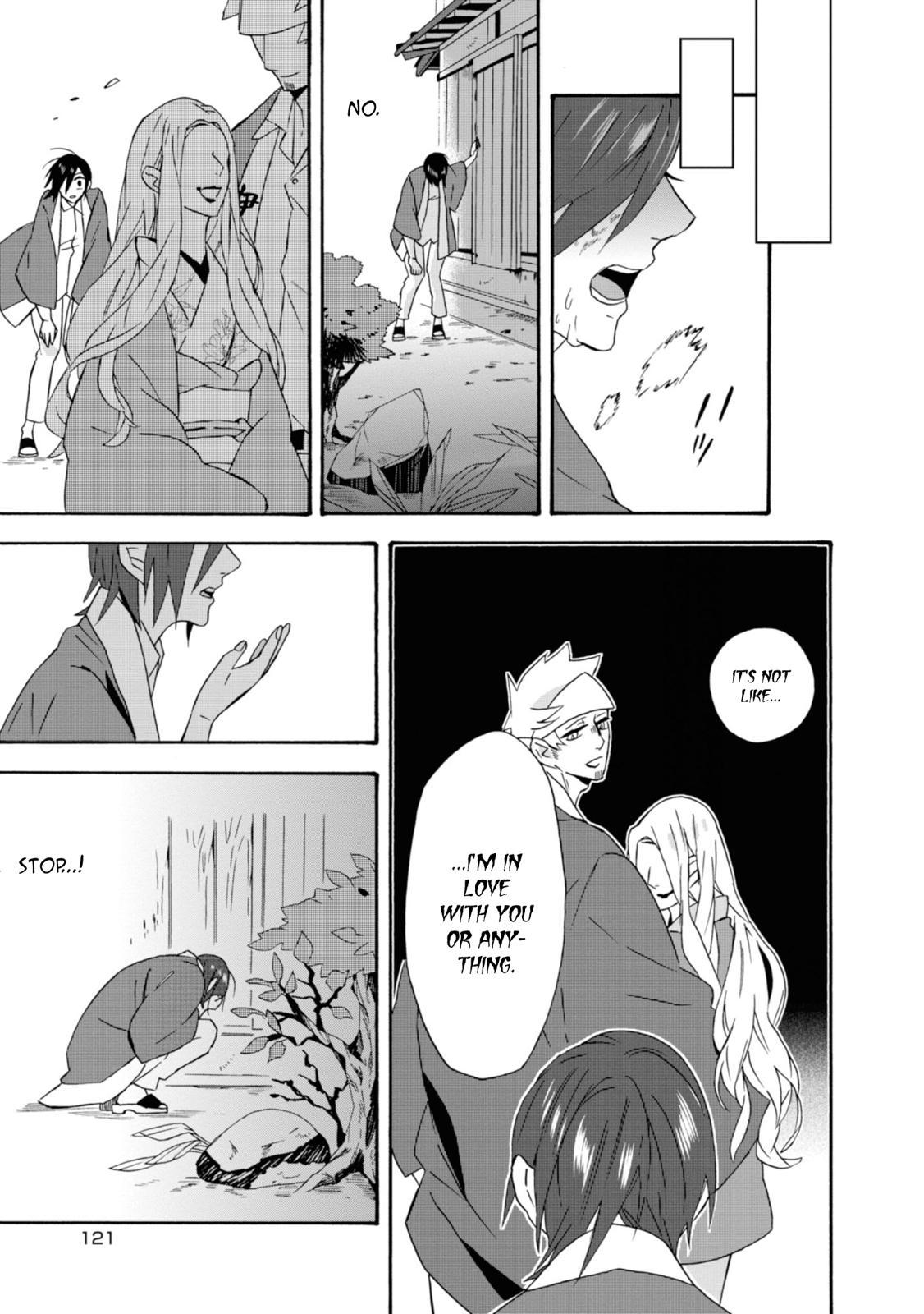 Will You Marry Me Again If You Are Reborn? Chapter 16 page 10 - Mangakakalots.com