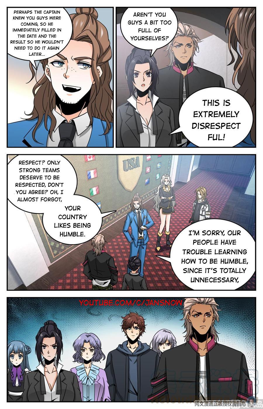 Versatile Mage Chapter 633 page 7 - Mangakakalots.com