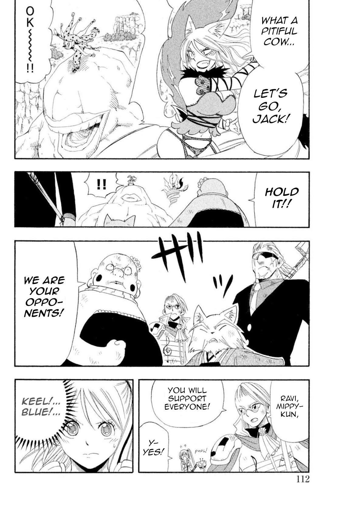 Buster Keel! Chapter 38: Feast Of God (Part 3) page 15 - Mangakakalots.com