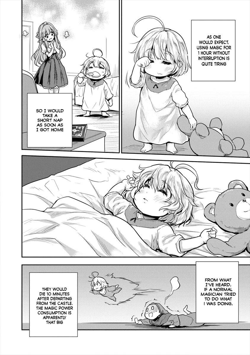Gekokujyo Program By A Child Prodigy Sefiria Chapter 14 page 18 - Mangakakalots.com