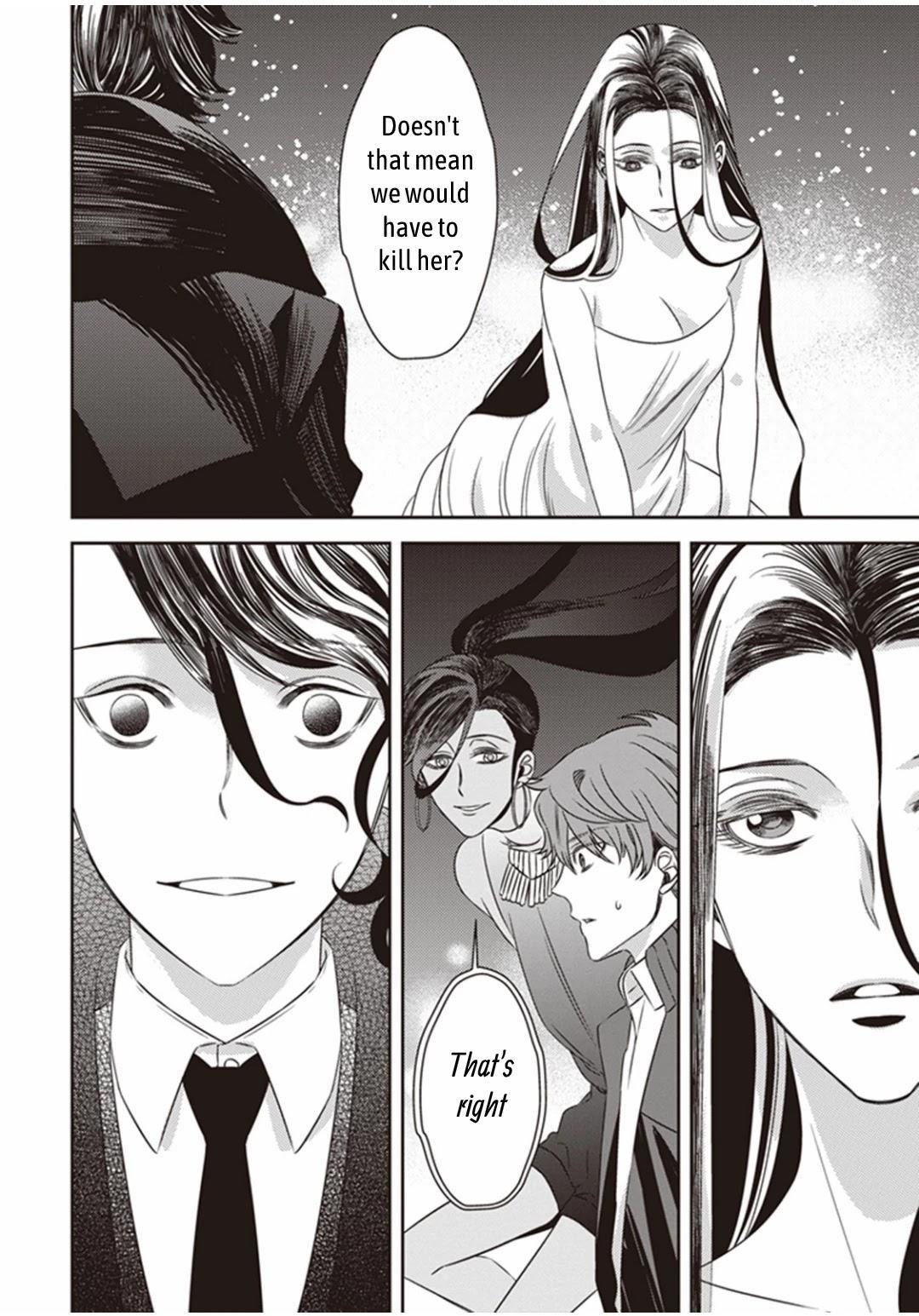 Midnight Occult Civil Servants Chapter 11.2: Demon And Sense Of Loss (Part 4) page 3 - Mangakakalots.com