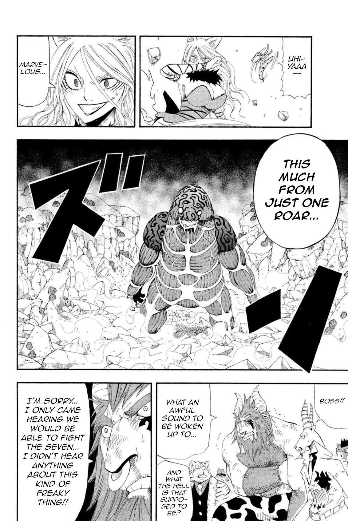 Buster Keel! Chapter 40: Feast Of God (Part 5) page 18 - Mangakakalots.com