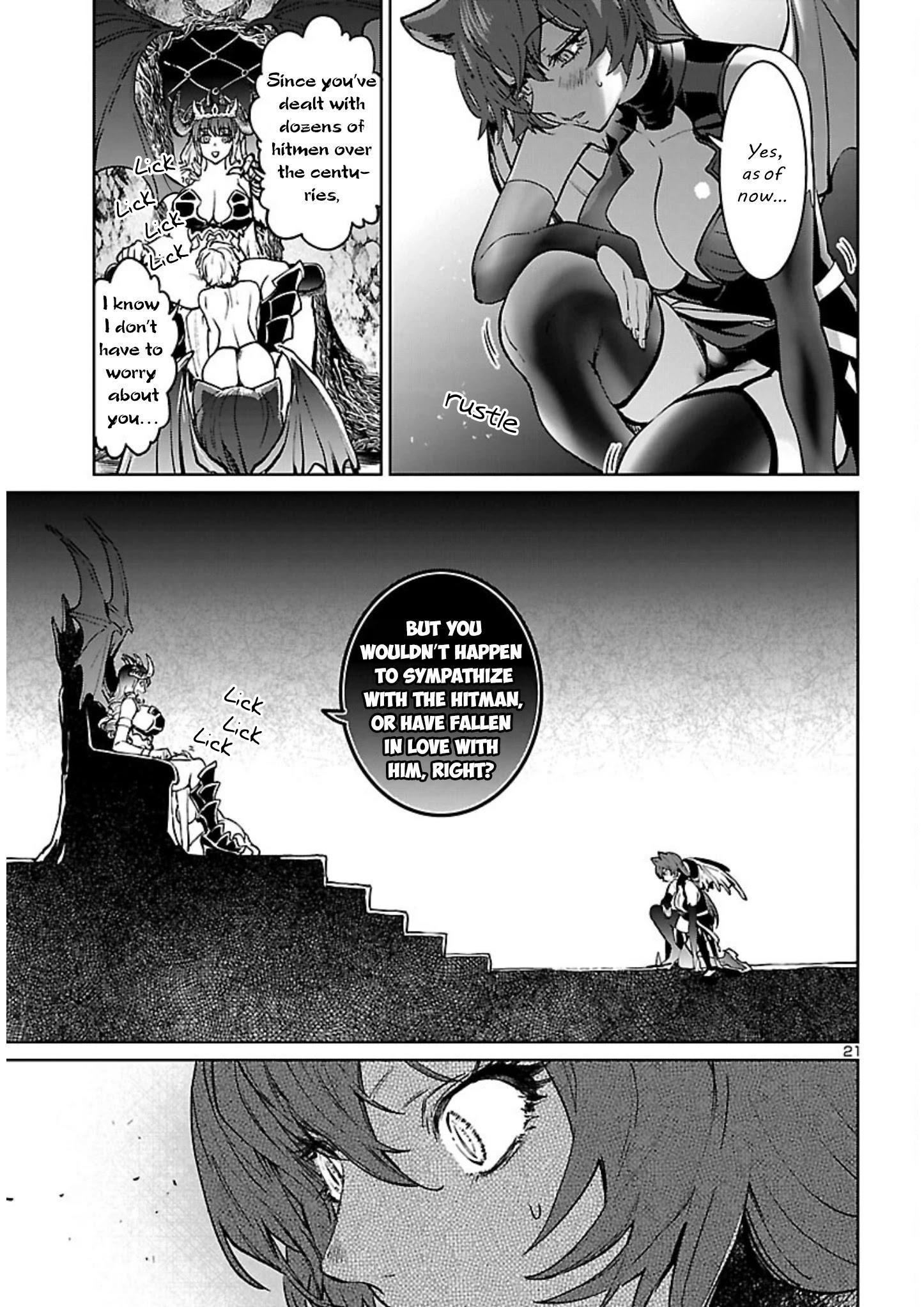 Succubus & Hitman Chapter 16: A Storm Right Around The Corner page 22 - Mangakakalots.com