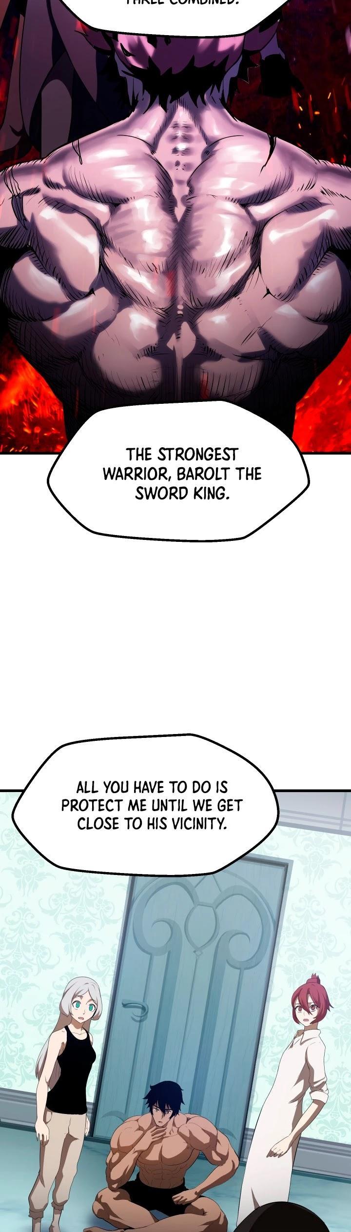 Survival Story Of A Sword King In A Fantasy World Chapter 77 page 36 - Mangakakalots.com