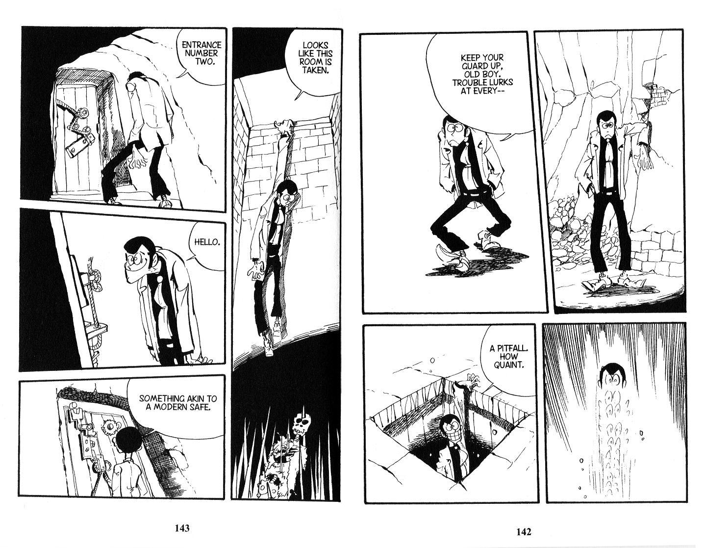 Lupin Iii Vol.13 Chapter 103: A Treasure To Serve page 7 - Mangakakalots.com